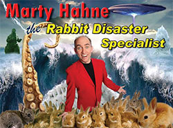Marty Hahne rabbit disaster specialist
